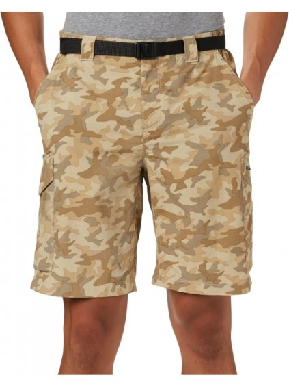 COLUMBIA SILVER RIDGE PRINTED CARGO SHORT 1587033160