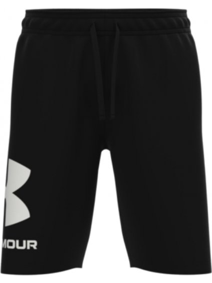 UNDER ARMOUR RIVAL FLEECE BIG LOGO SHORTS 1357118-001