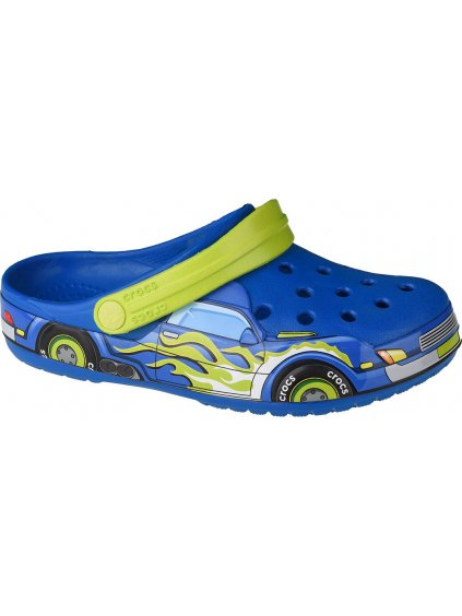 CROCS FUN LAB TRUCK BAND CLOG 207074-4JL