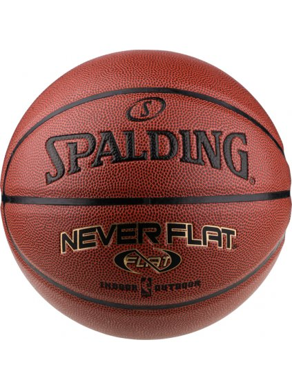 SPALDING NBA NEVERFLAT IN/OUT BALL 74096ZP
