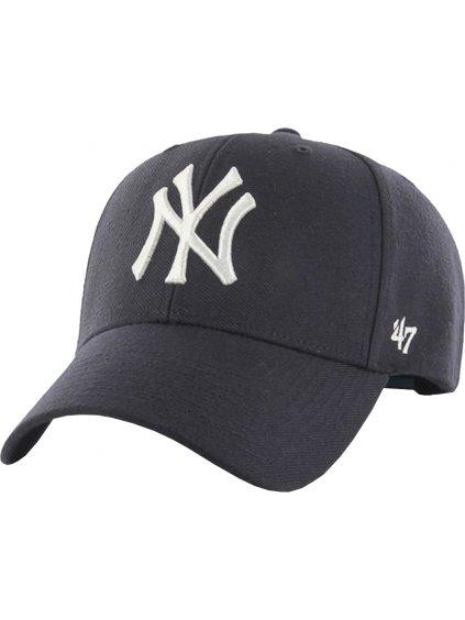 47 BRAND NEW YORK YANKEES MVP CAP B-MVPSP17WBP-NY