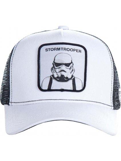 CAPSLAB TRUCKER CAP STAR WARS CL-STT-1-WA