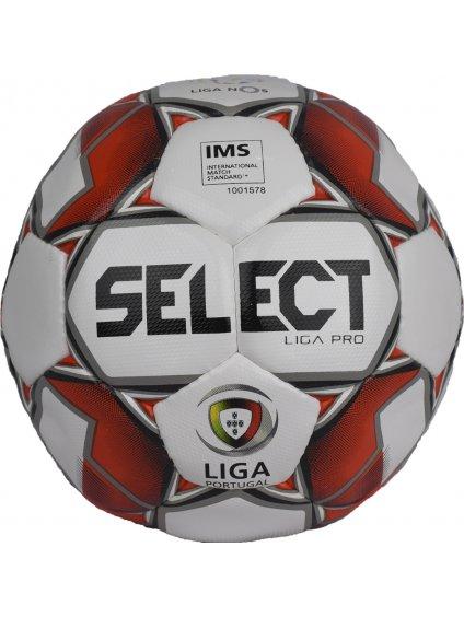SELECT LIGA PRO IMS BALL LIGA WHT-RED