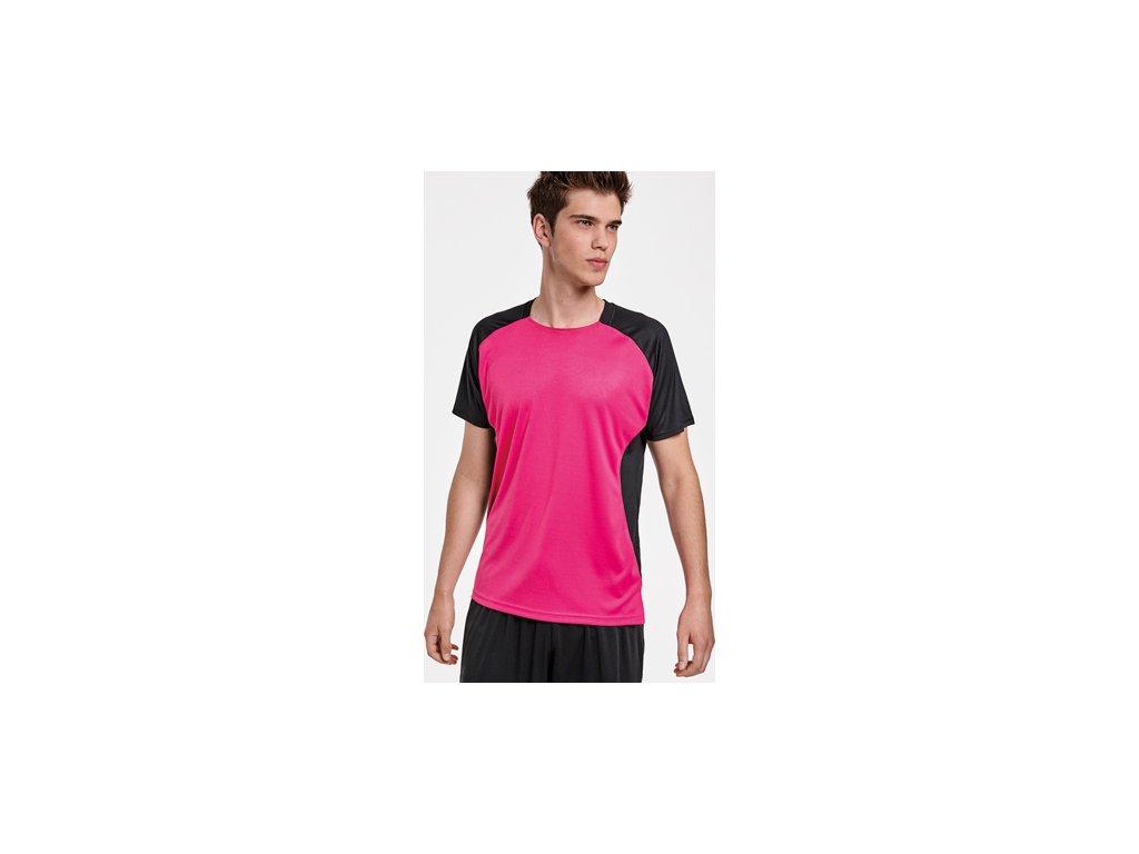 Pánske a detské športové tričko BUGATTI