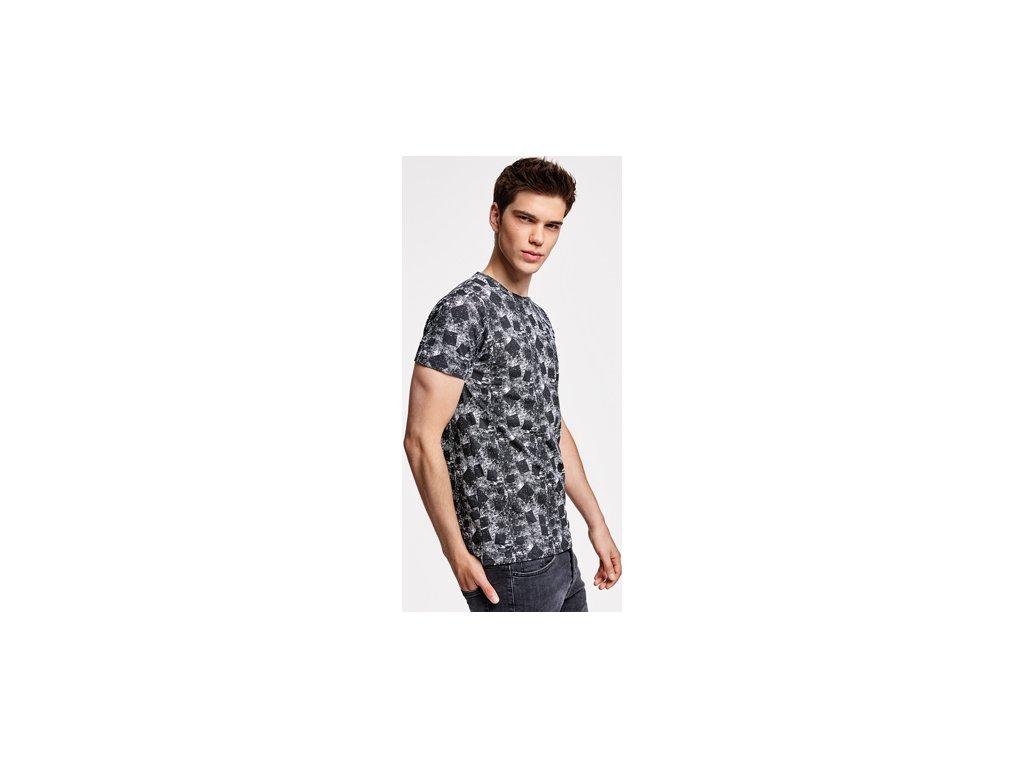 Pánske tričko s krátkym rukávom COCKER