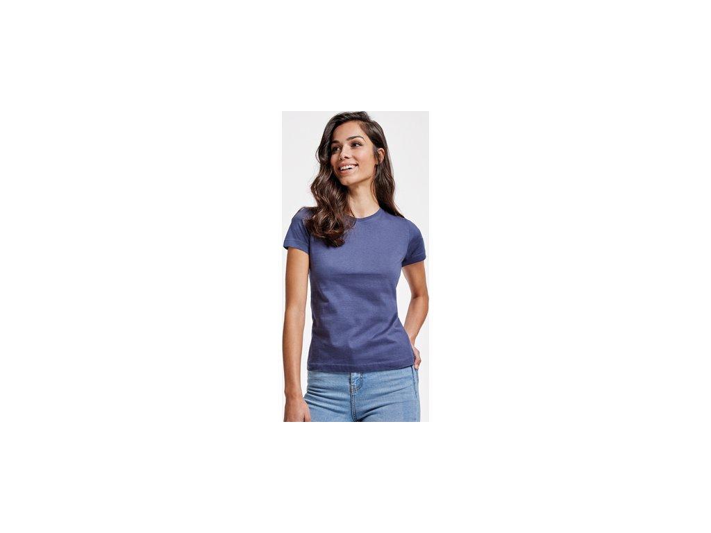 Dámske klasické tričko JAMAICA, 23 rôznych farieb