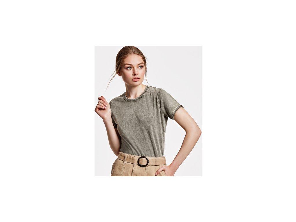 Dámske tričko s krátkym rukávom HUSKY WOMAN