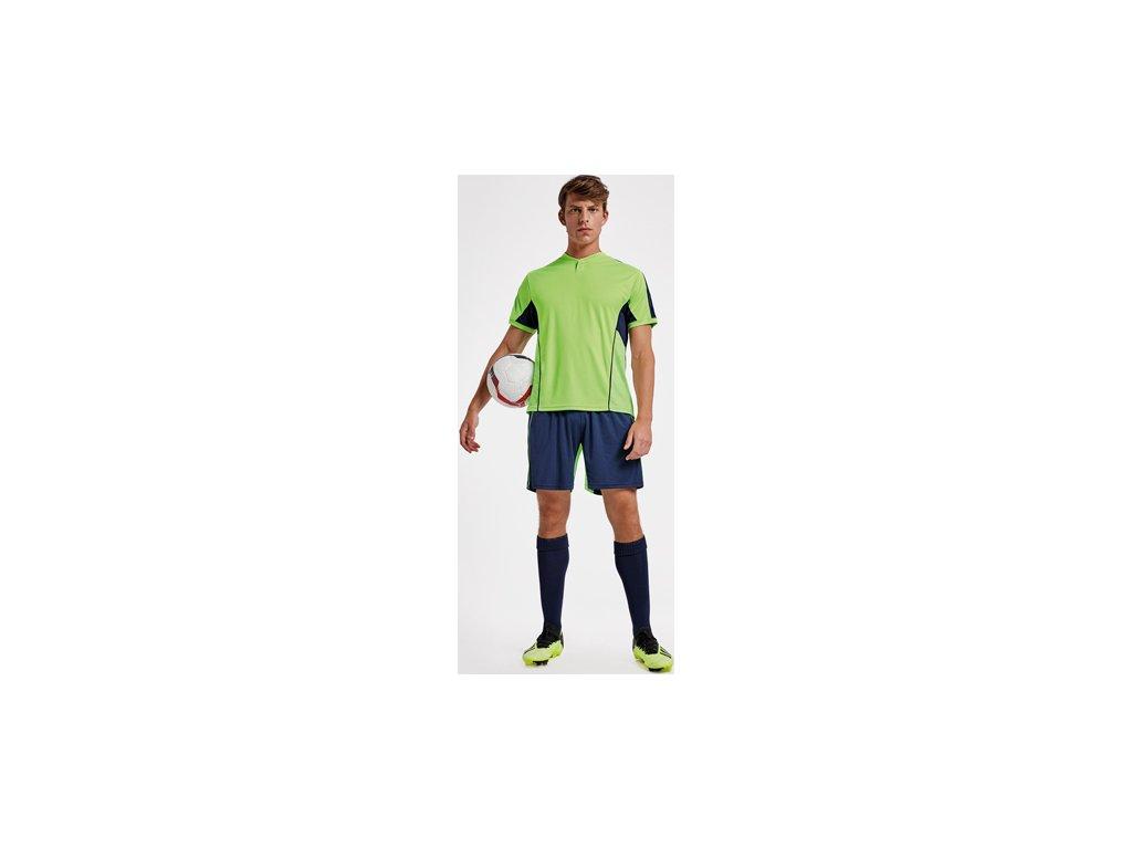 Pánsky a detský futbalový set dres + šortky BOCA, viac farieb