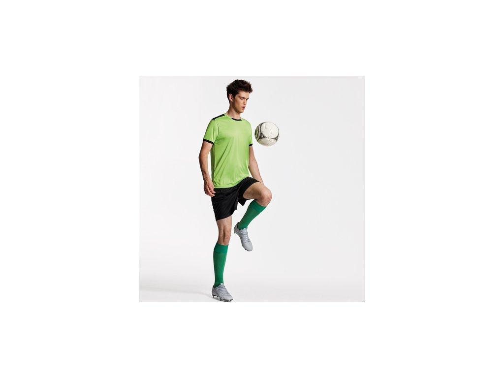 Pánsky a detský futbalový set dva dresy a šortky RACING, viac farieb