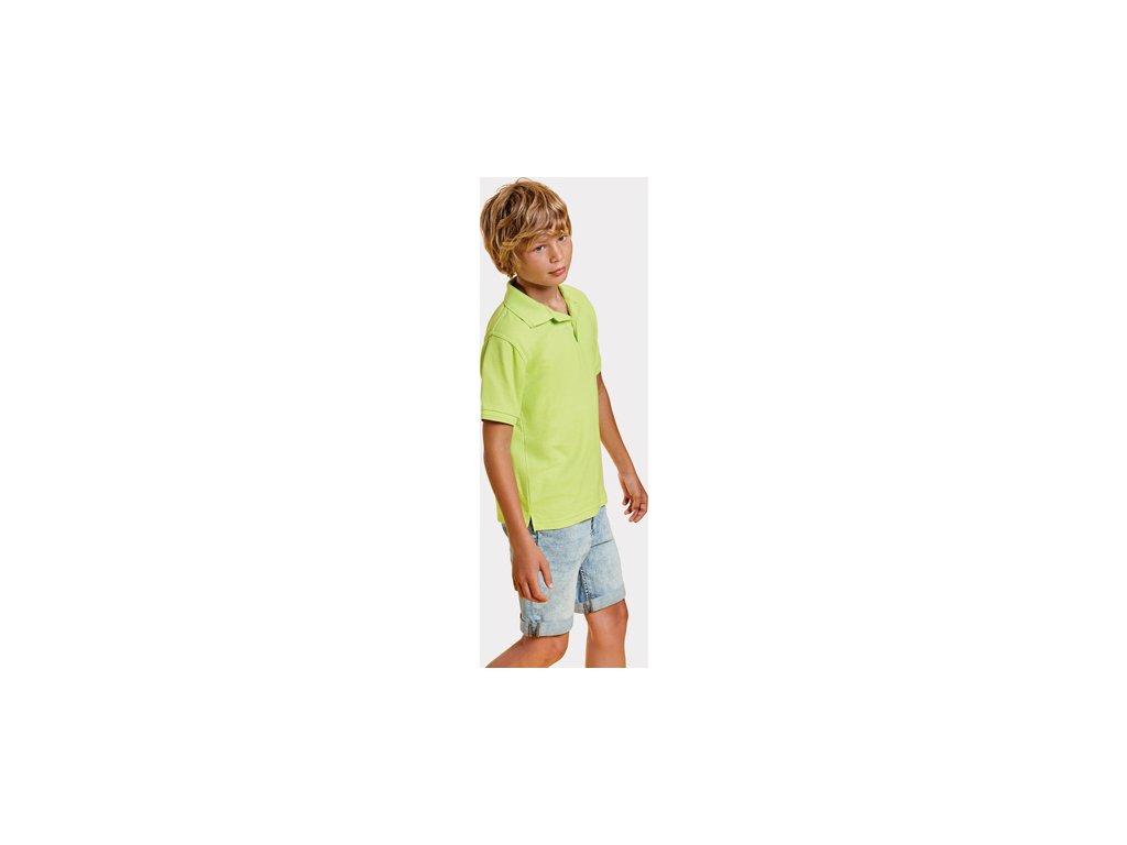 Detská polokošeľa PEGASO CHILD, viac farieb