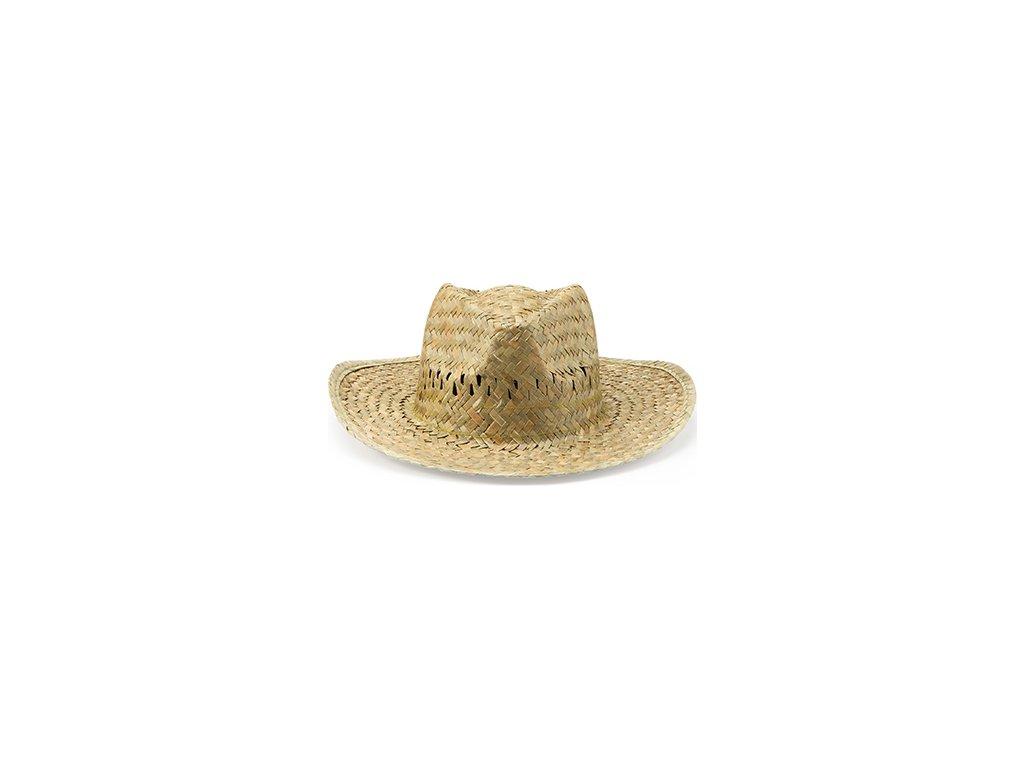 Slamený klobúk SUN