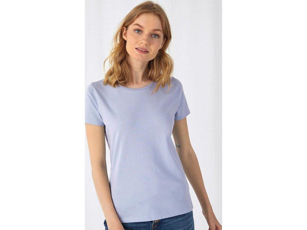 Dámske tričko #Organic E150 /women