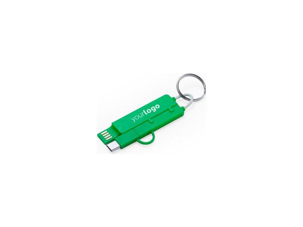 Kľúčenka s nabíjačkou CRUX