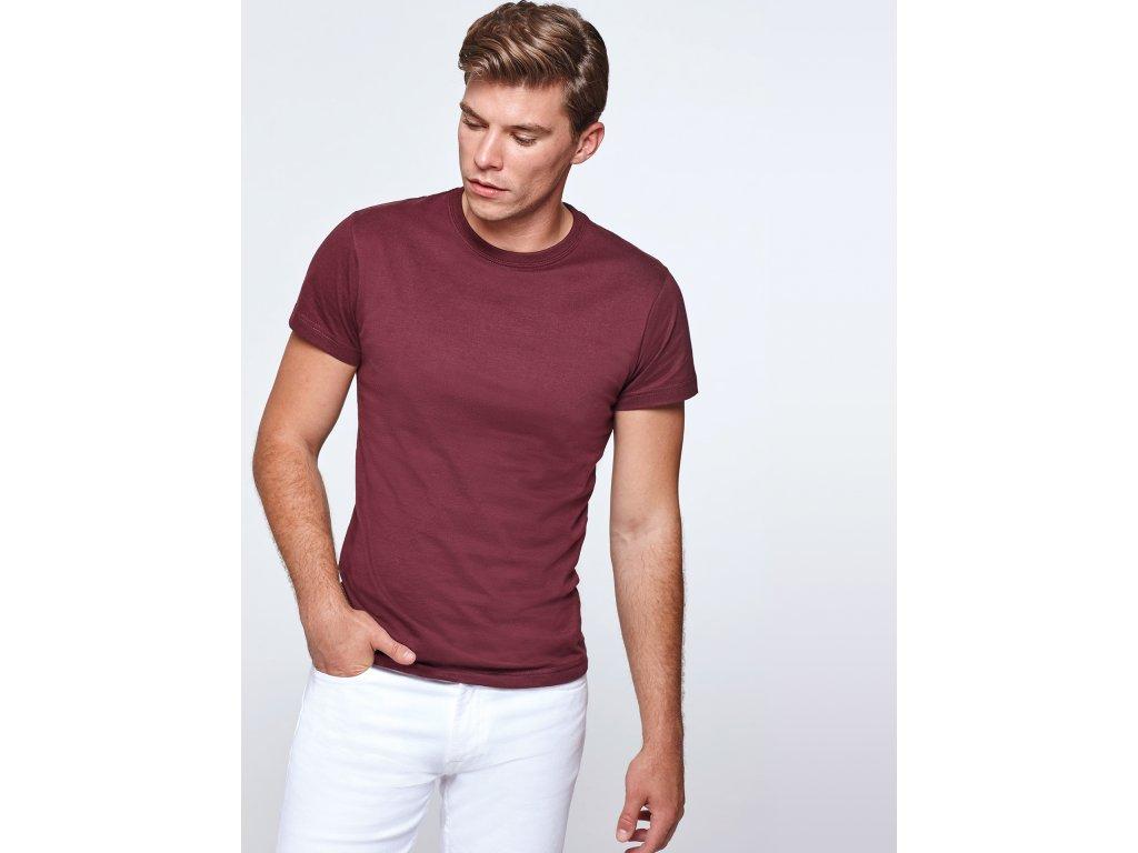 Pánske a detské klasické prémiové tričko BRACO, 16 rôznych farieb