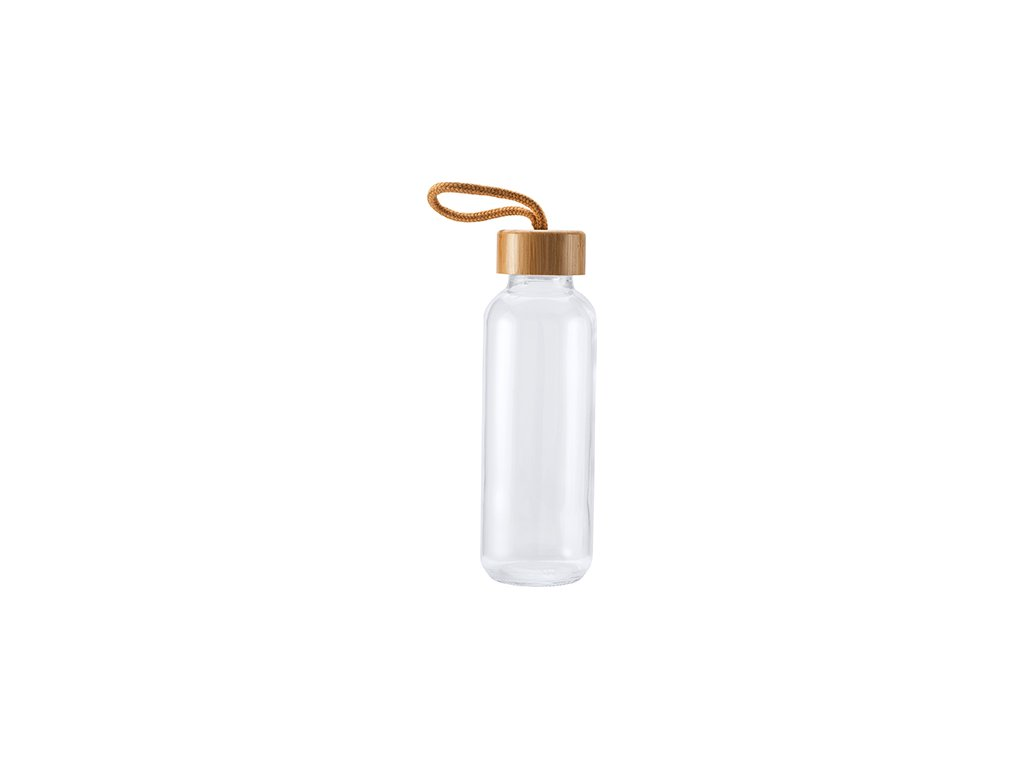 Sklenená fľaša TRILBY