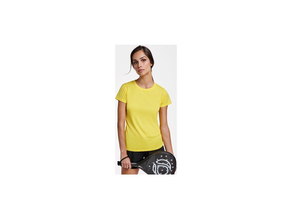 Dámske športové tričko MONTECARLO, rôzne farby