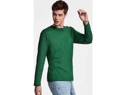 Pánske a detské klasické tričko dlhý rukáv EXTREME