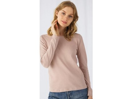 Dámske tričko s dlhými rukávmi #E150