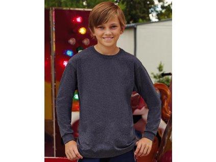 Detské tričko Valueweight s dlhými rukávmi