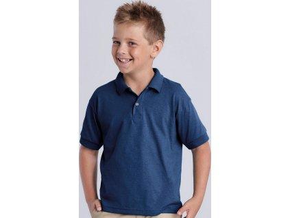 Detská polokošeľa Jersey