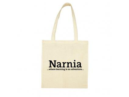 Taška Mountain Narnia nápis Narnia