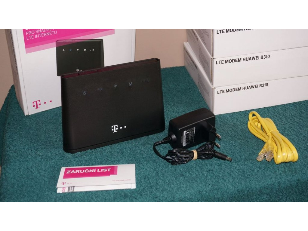 Lte 4g Modem Router Huawei B310 T Mobile 002 003