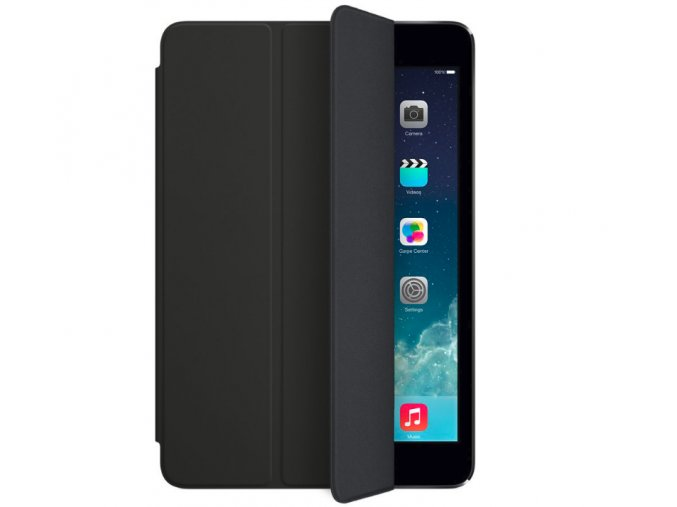 "Apple iPad mini 7,9"" Smart Cover MF059ZM/A - černý flip obal pro iPad mini 1, 2, 3"