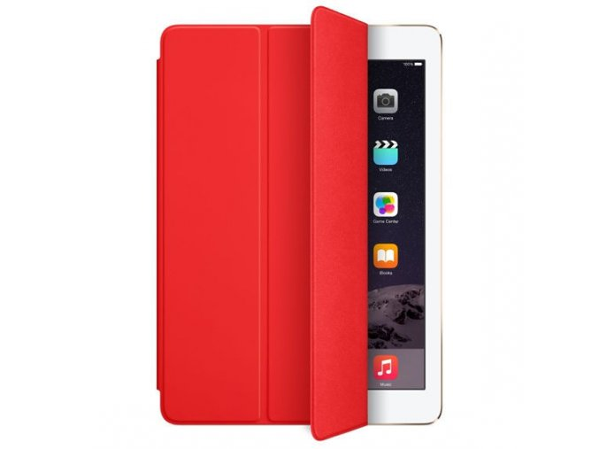 smart cover apple ipad air cervena 001