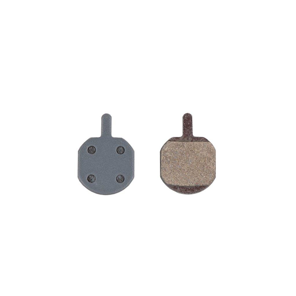 Brzdové destičky PRO-T Plus AGR Semi-Metallic na Hayes Sole