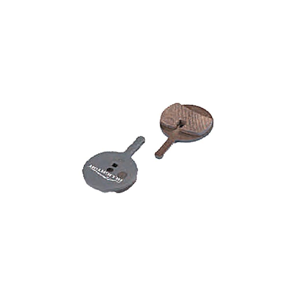 Brzdové destičky PRO-T Plus AGR Semi-Metallic na Avid BB5