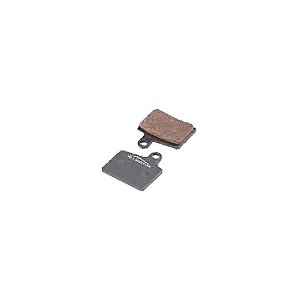 Brzdové destičky PRO-T Plus AGR Semi-Metallic na Hayes Ryde