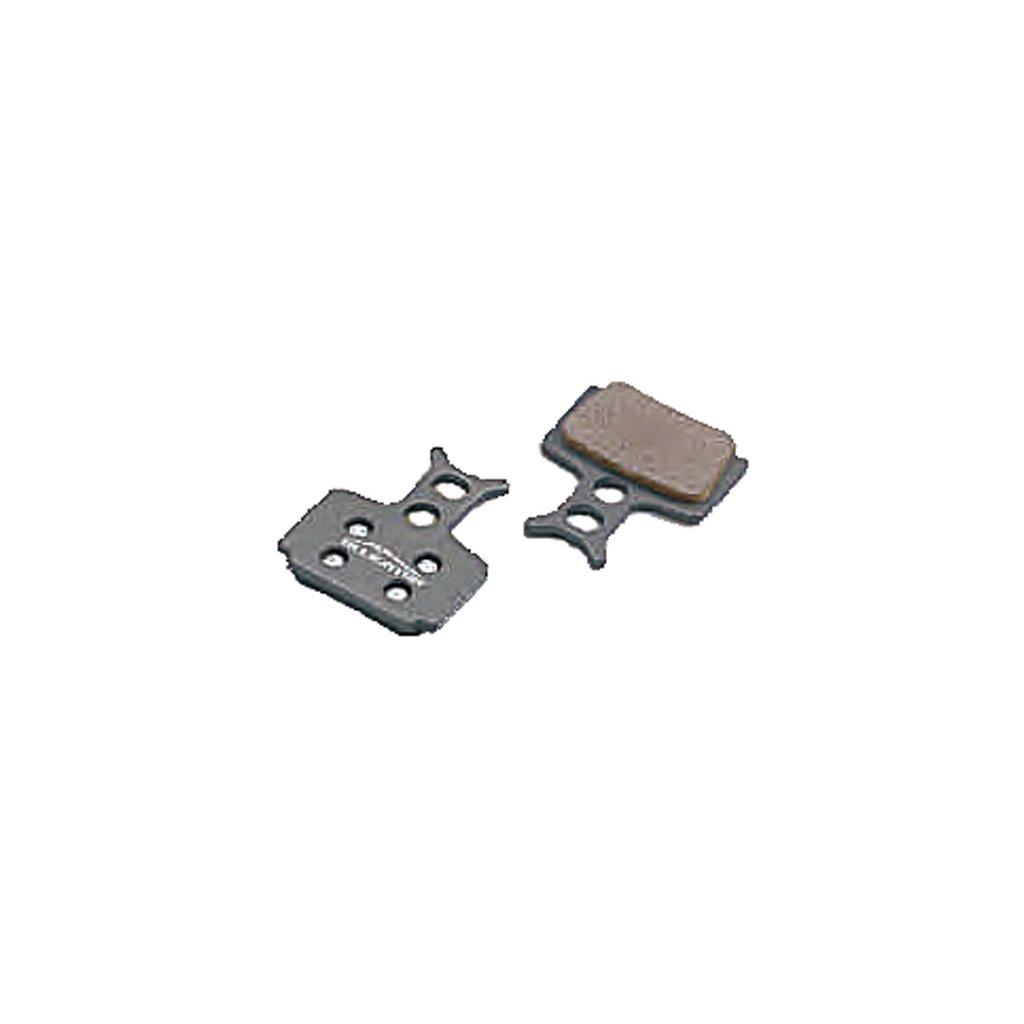 Brzdové destičky PRO-T Plus AGR Semi-Metallic na Formula Mega