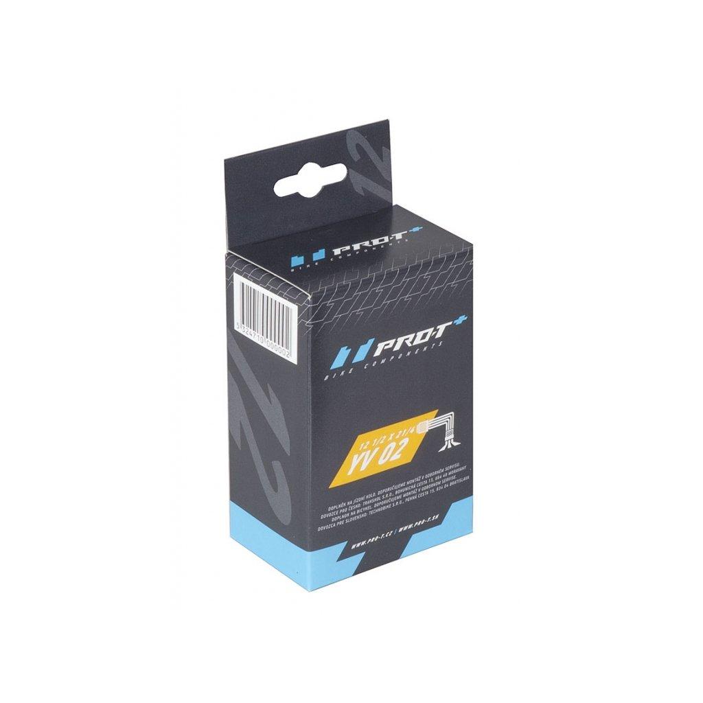Duše PRO-T Plus 12-1/2x2-1/4 (54/62-203) AV 90 stupňů v krabičce