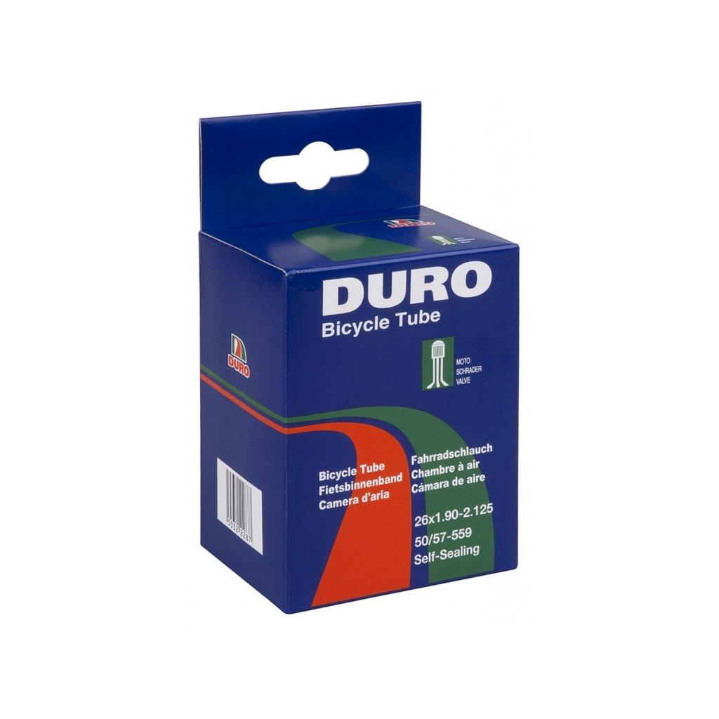 Duše PRO-T Plus 26x1,90-2,125 (47/57-559) AV Self sealing (protiprůrazová) v krabičce
