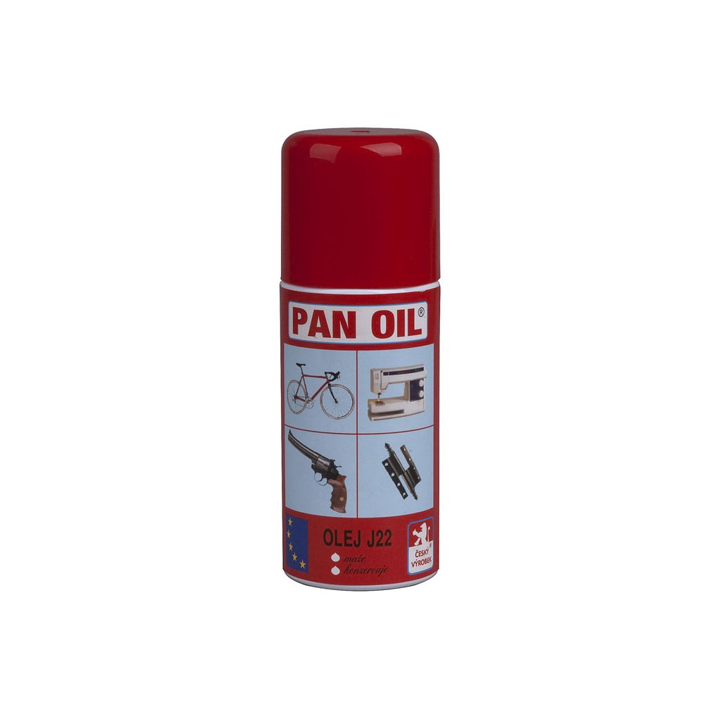 Olej J22 aerosol 150ml