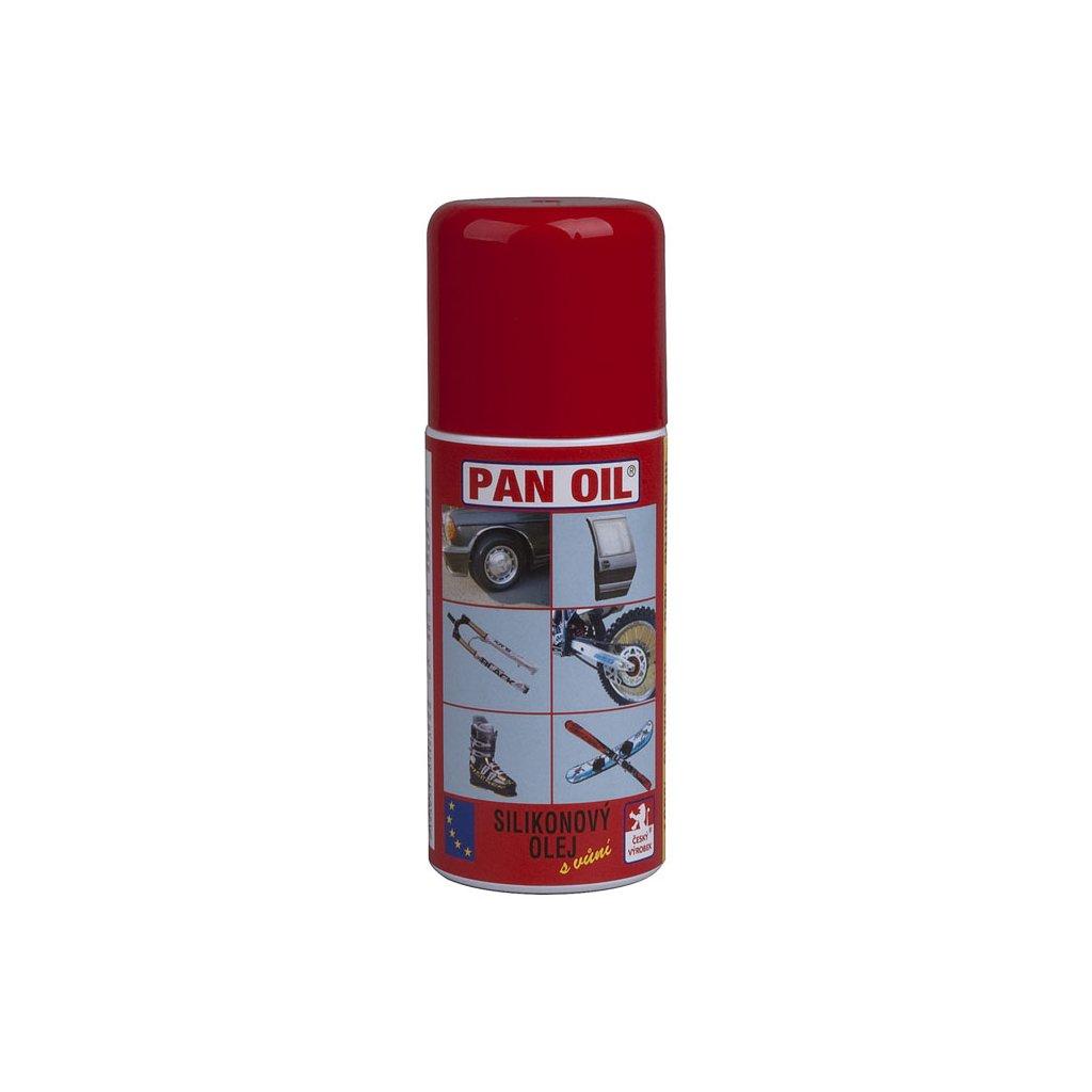 Silikonový olej aerosol 150ml