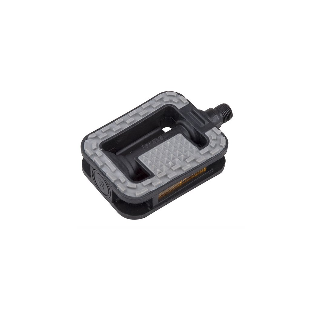 Pedál PRO-T 833 plast kuličkový protiskluzový