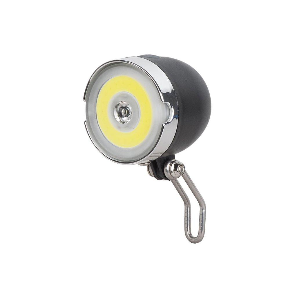 Světlo přední PRO-T Plus 20 LED diod + 1 Super LED dioda na přední vidlici 7111