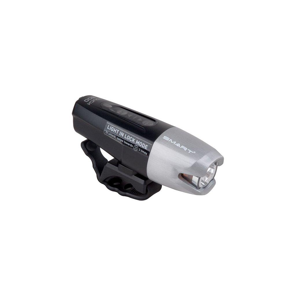Světlo přední SMART BL-188 WT Touch USB 800 Lumen