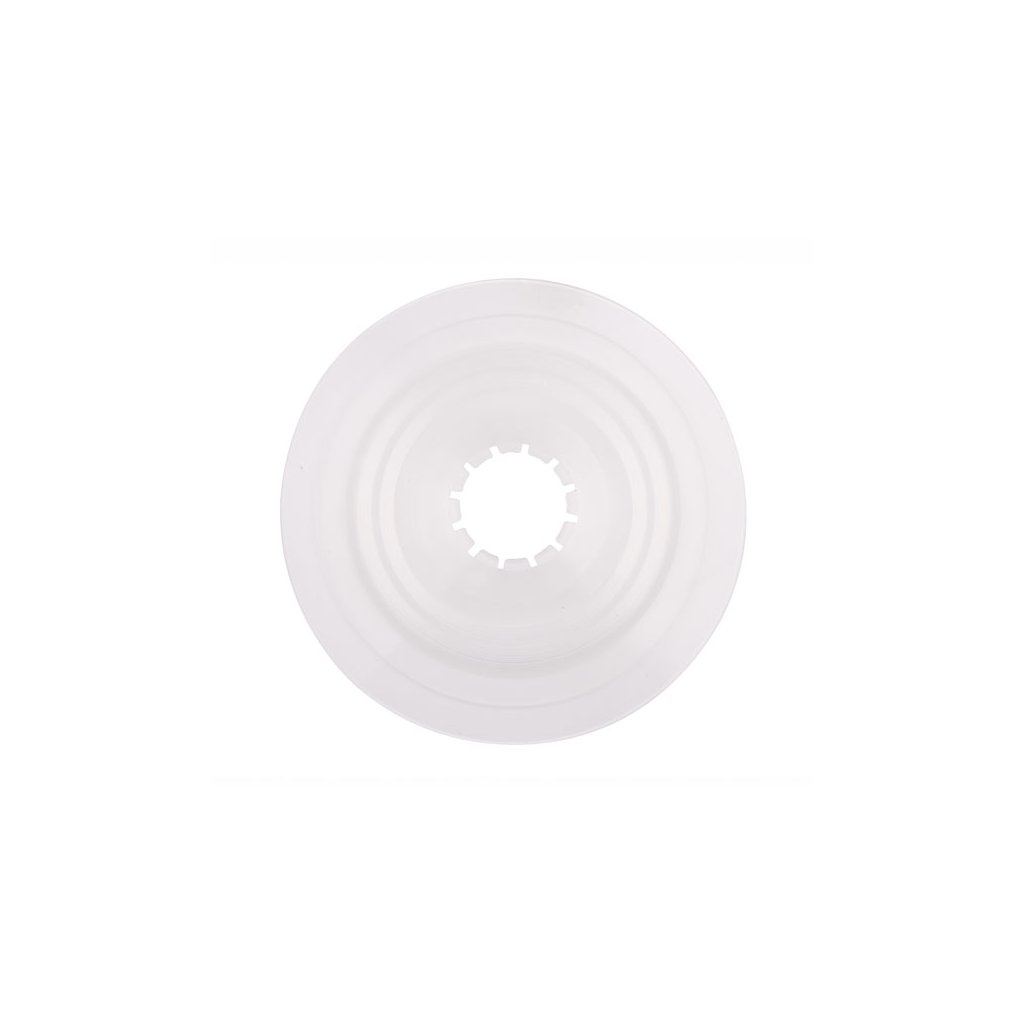 """Chránič pod vícekolečko šroubovací 6,5"""" plast"""