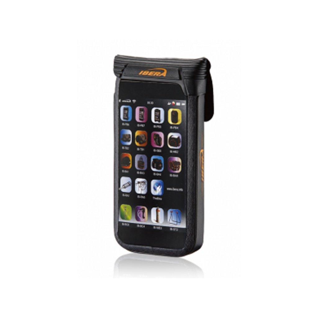 """Pouzdro pro Smartphone 4.5 - 5"""" Waterproof na představec IBERA IB-PB16"""