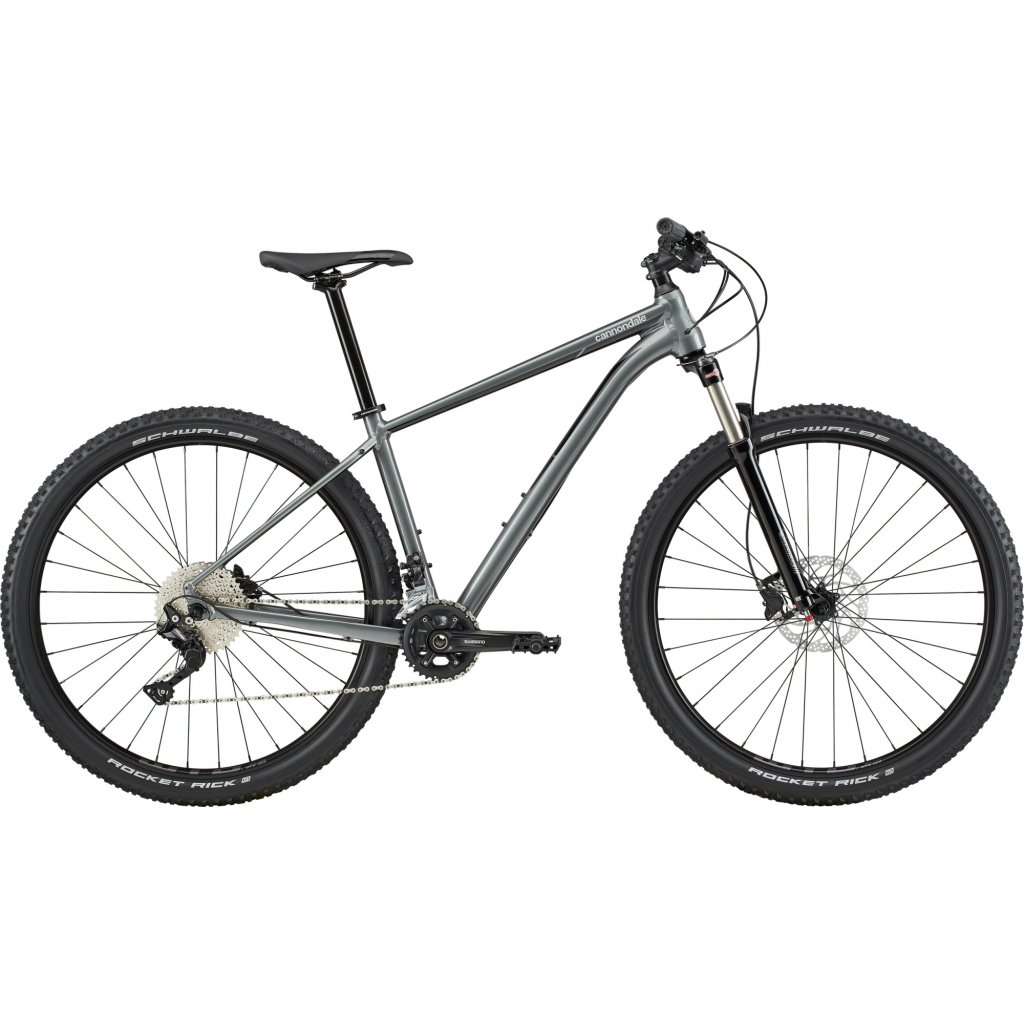 CANNONDALE TRAIL 4 2020 (GRY)