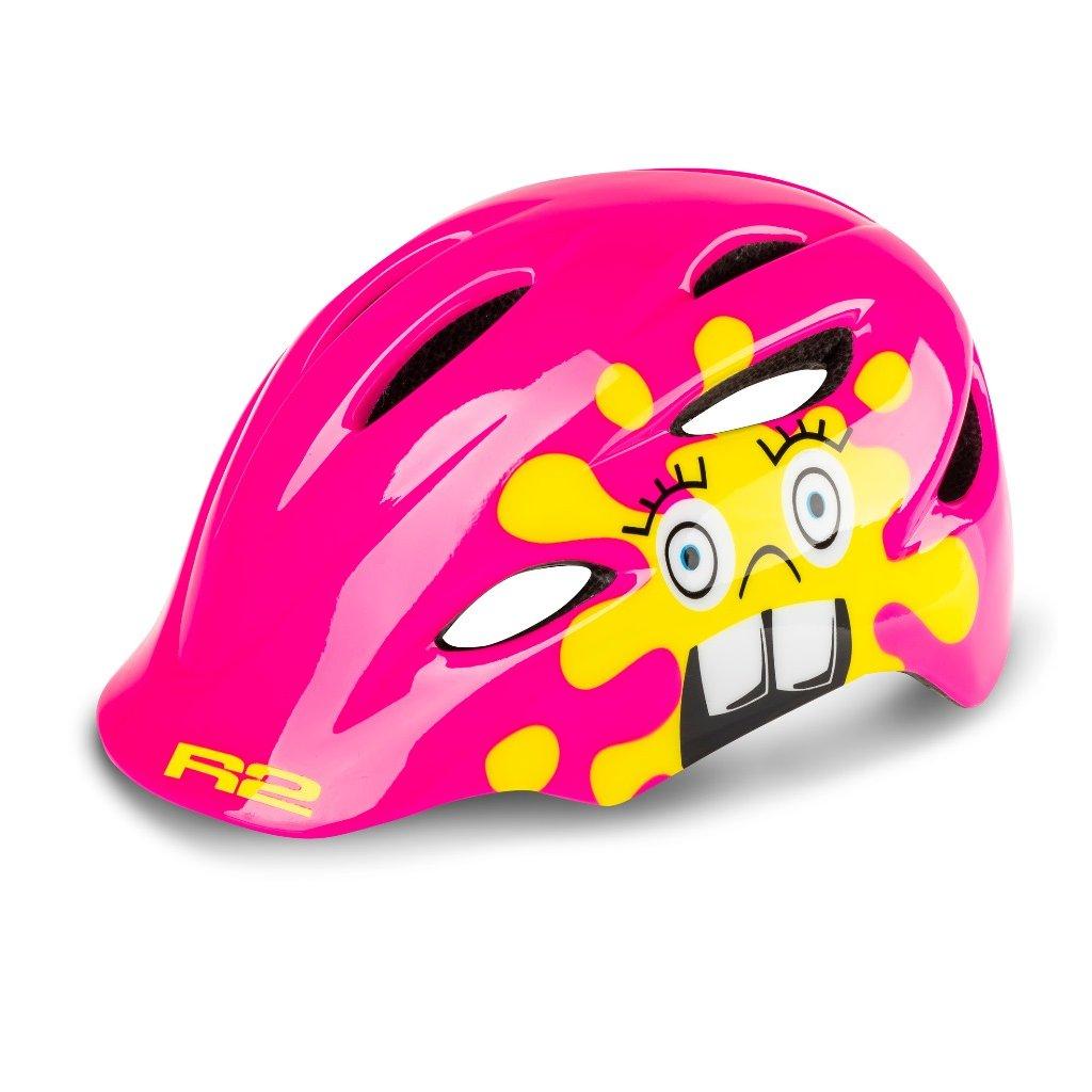 Dětská cyklistická helma R2 ATH10U DUCKY