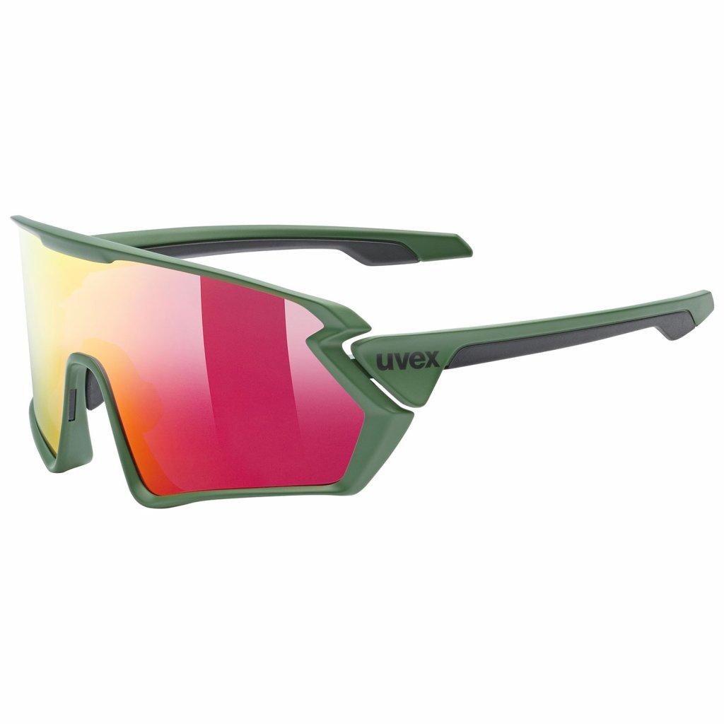 Sluneční brýle Uvex Sportstyle 231 - forest mat