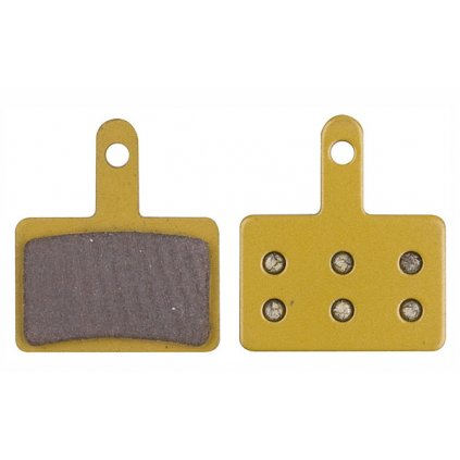 Brzdové destičky PRO-T Plus Ceramic Sintered na Shimano Mechanical/Hydraulic
