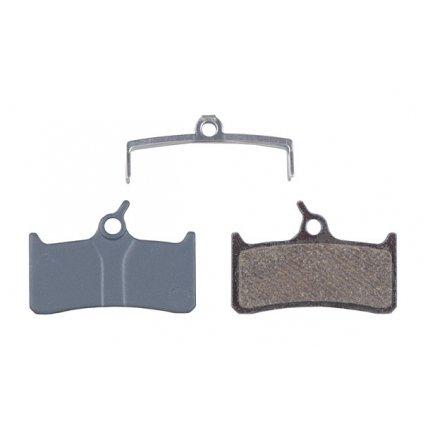 Brzdové destičky PRO-T Plus AGR Semi-Metallic na Shimano Deore XT
