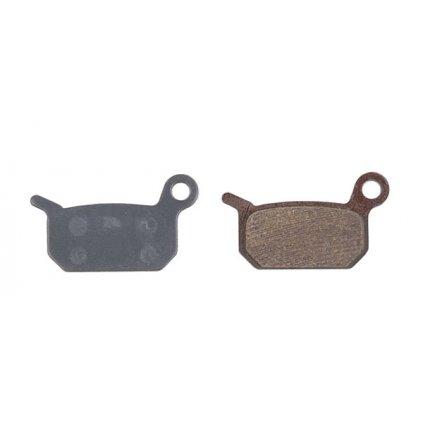 Brzdové destičky PRO-T Plus AGR Semi-Metallic na Formula B4