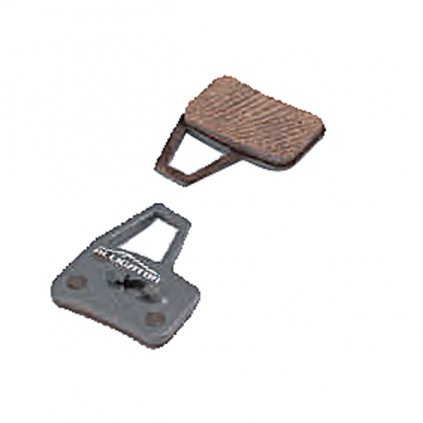 Brzdové destičky PRO-T Plus AGR Semi-Metallic na Hayes El Camino