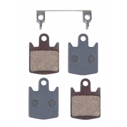 Brzdové destičky PRO-T Plus AGR Semi-Metallic na Hope Technology M4