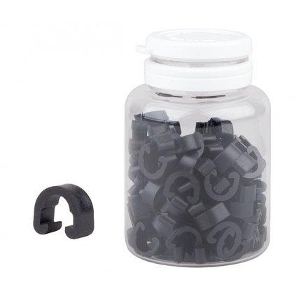 Příchytka hydraulické hadice PRO-T (láhev 100ks)